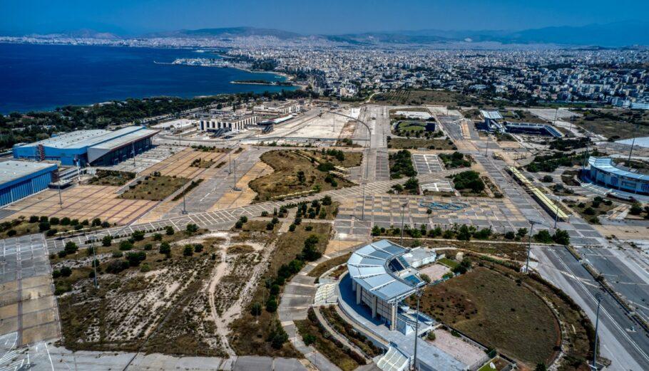 Πρώην αεροδρόμιο Ελληνικού © EUROKINISSI