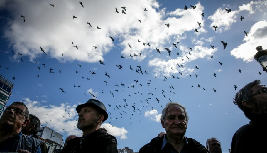 Συνταξιούχοι © SOOC