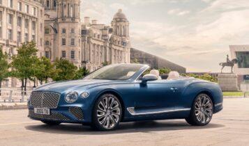 Διαθέσιμη και σε cabrio έκδοση η Bentley Continental GT Speed