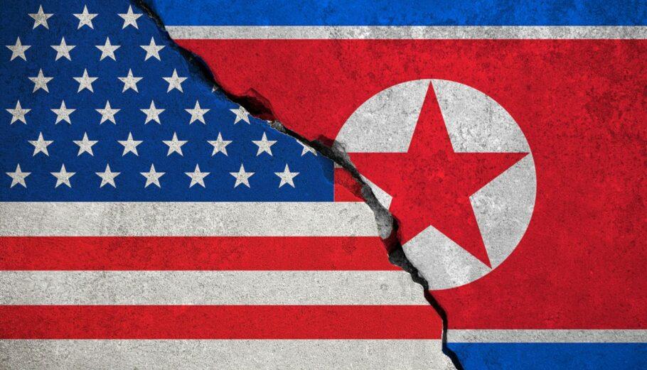 ΗΠΑ: Δεν αποκλείεται μια διπλωματική προσέγγιση με τη Βόρεια Κορέα