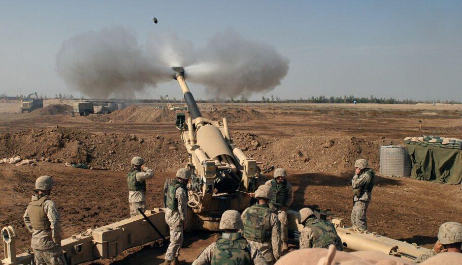 Αποχωρούν τα μάχιμα στρατεύματα των ΗΠΑ από το Ιράκ