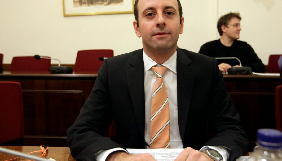 Γρηγόρης Δημητριάδης © Eurokinissi