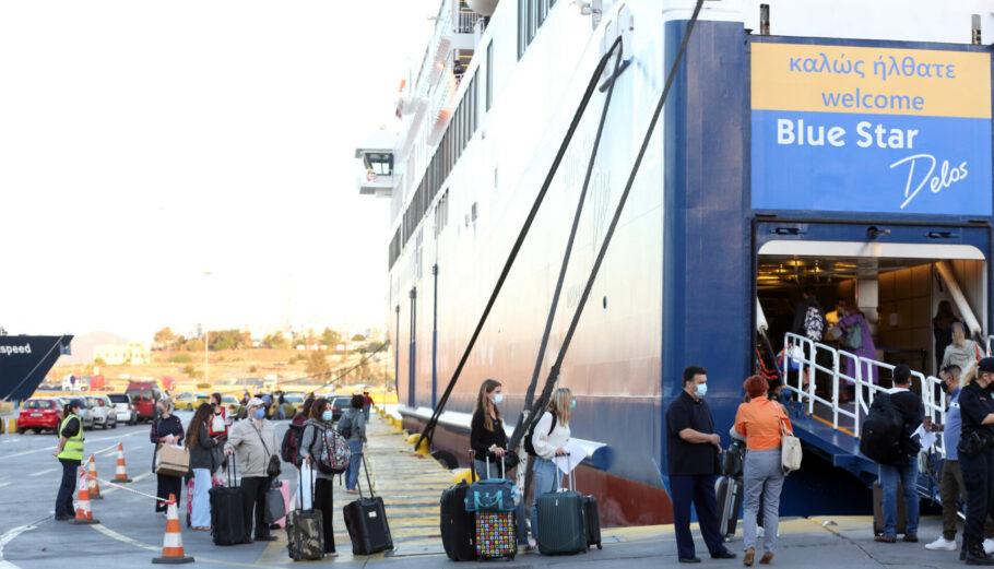 Λιμάνι Πειραιά © ΑΠΕ-ΜΠΕ/Αλέξανδρος Μπελτές