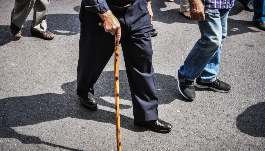Συνταξιούχοι © Eurokinissi