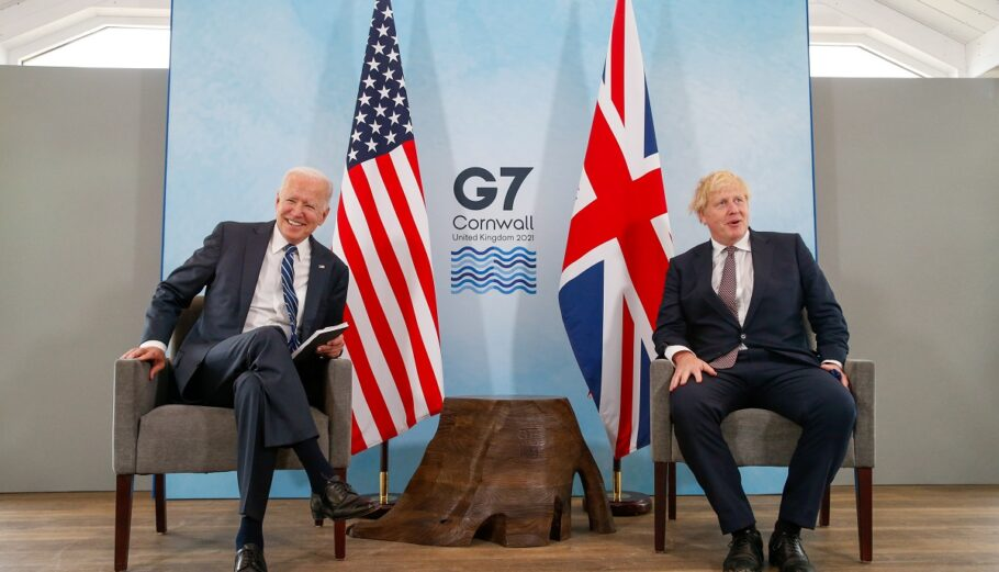 ΜΠΑΙΝΤΕΝ ΤΖΟΝΣΟΝ G7