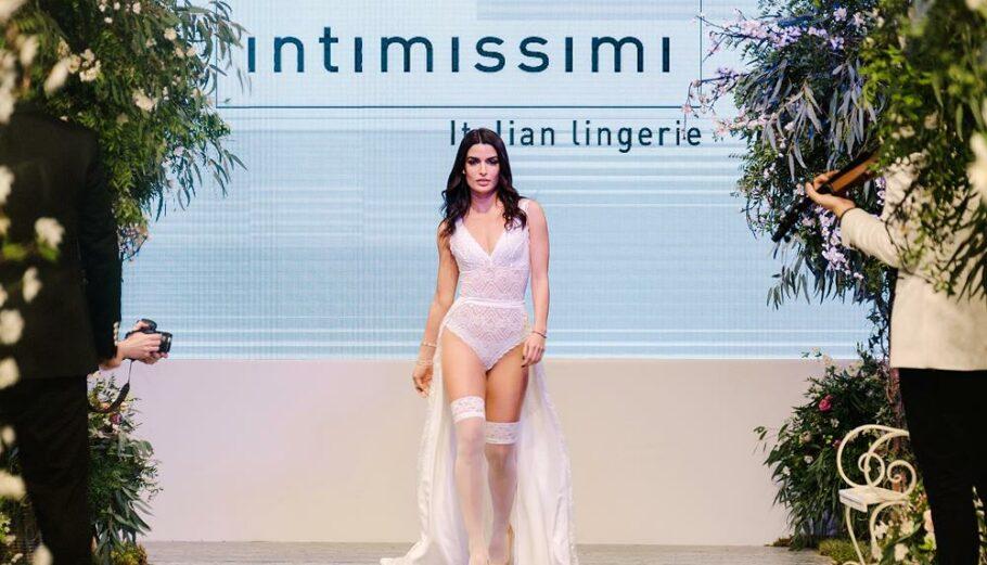 Catwalk Intimissimi © facebook.com/calingroup