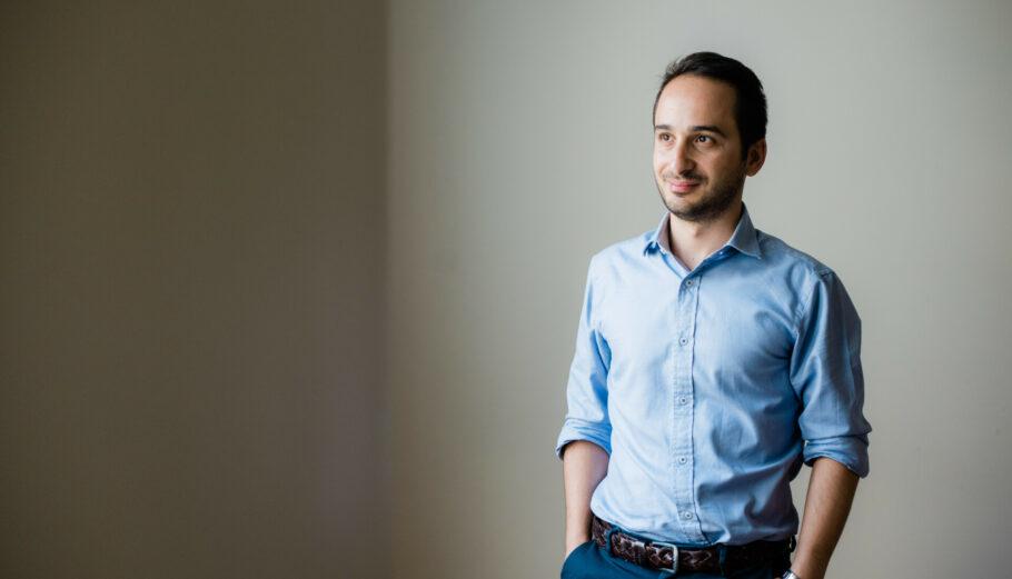 Ο Γενικός Διευθυντής της ΒΕΑΤ στην Ελλάδα, Βασίλης Ντάνιας