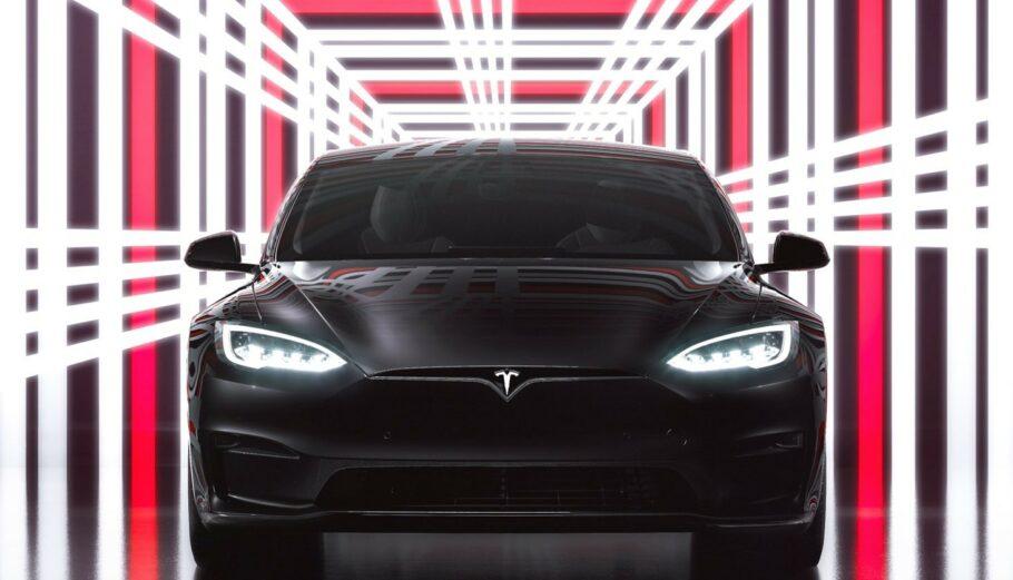 Tesla S Plaid © twitter.com/Tesla
