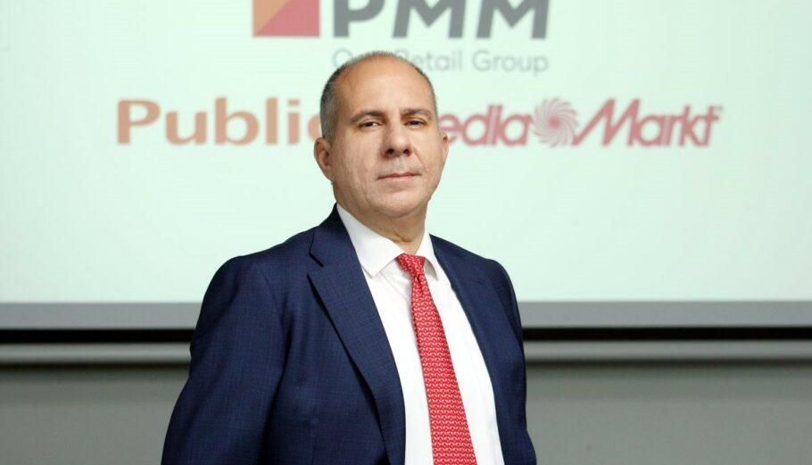 Η Public-MediaMarkt ενισχύει τη διοικητική της ομάδα