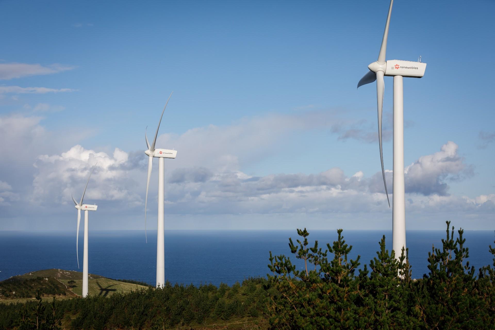 Η EDPR ξεκίνησε τη δραστηριότητά της στην Ελλάδα με την εξαγορά ενός υπό ανάπτυξη αιολικού πάρκου ισχύος 45MW © EDPR