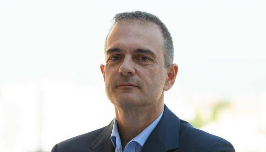 Αλέξανδρος Παρασκευόπουλος, Deputy Country Manager στην EDPR Greece © EDPR Greece