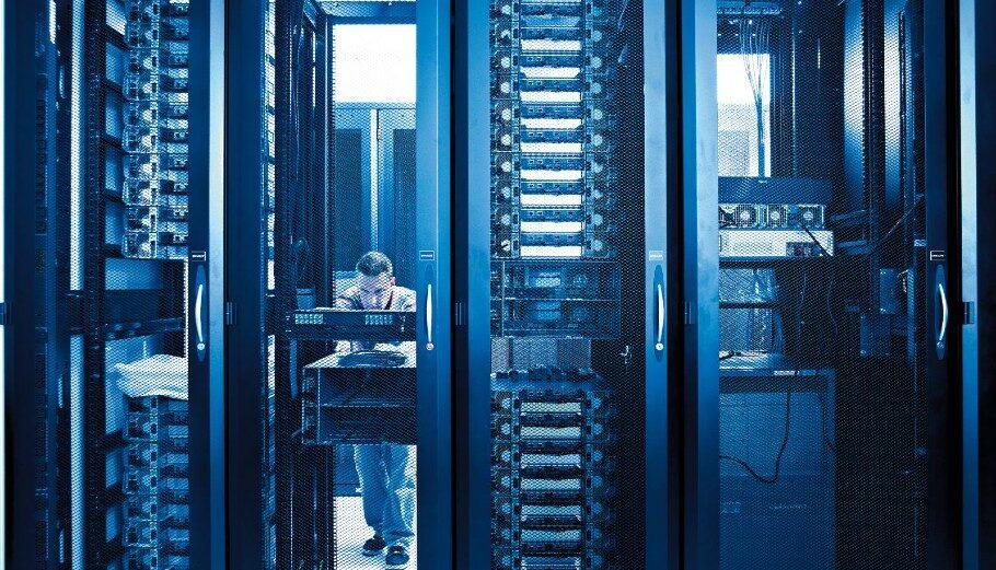Data Center της Digital Realty © facebook.com/Digital Realty