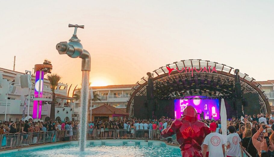 Ibiza Ispania