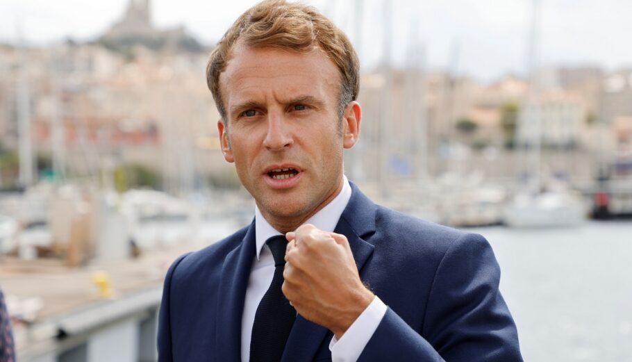 Emanuelle Macron ©EPA/LUDOVIC MARIN