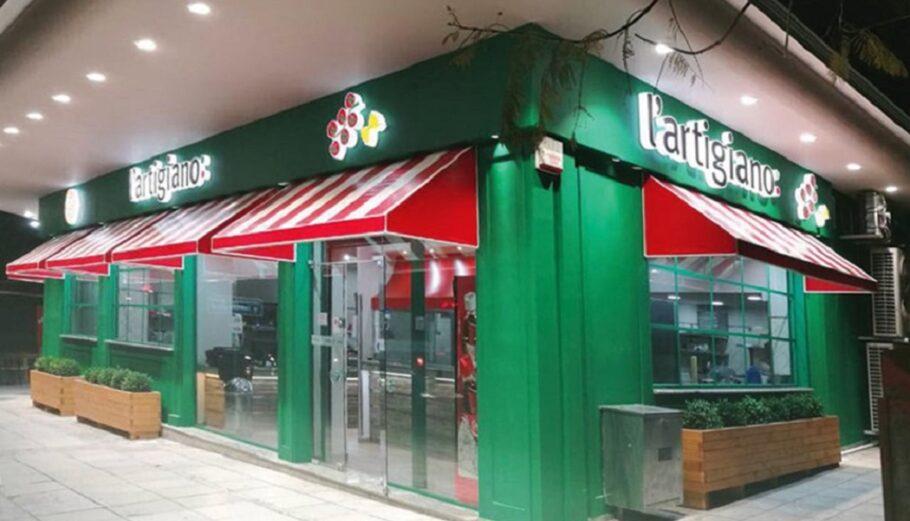 Η L' artigiano επεκτείνει το δίκτυό της με νέο κατάστημα στη Δάφνη
