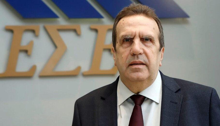 Γιώργος Καρανίκας © ΕΣΕΕ