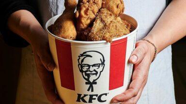 KFC © instagram.com/kfc_gr/