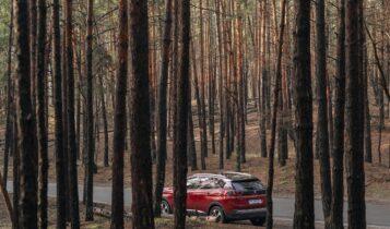 Αμάξι στη φύση