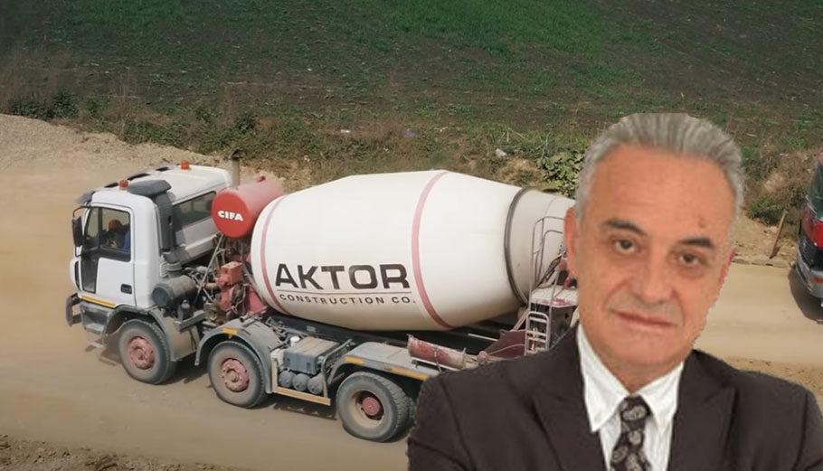 Χρήστος Παναγιωτόπουλος © Πρόεδρος της ΑΚΤΩΡ © ΑΚΤΩΡ / powergame.gr