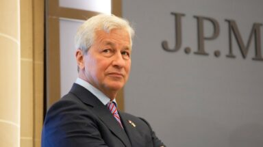 Jamie Dimon, ο CEO της JPMorgan © EPA/MICHEL EULER / POOL MAXPPP OUT