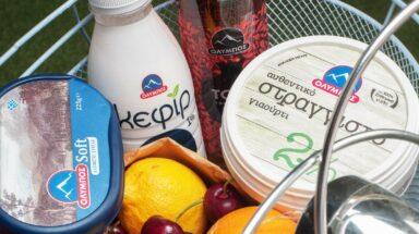 Προϊόντα Όλυμπος © facebook.com/olympos